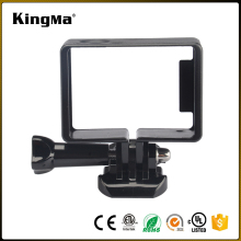 KingMa Bacpacs Frame With Assorted Mounting Hardware For GoPros Hero4 3+ 3
