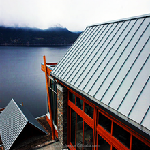 Villa Roofing Standing Seam Metal Roofing Sheet