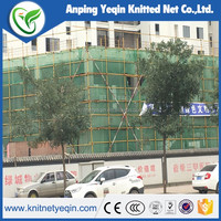 high quality new HDPE scaffolding safety mesh(Anping factory)