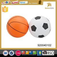 12cm bounce foam toys pu stress ball