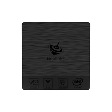2018 Hot Selling Hotel TV Box X5-Z8300 Intel Beelink BT3 PRO Mini PC with Win10 System