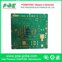 China pcb factory manufacture electronic 94v-0 printed circuit board