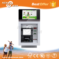 "15"" Touch Screen NCR ATM Machine Manufacturer"