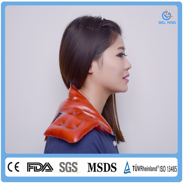 Medical Flexible Gel Physical Therapy Equipment Heat Pack for Neck and Shoulder Instant Heat Pack