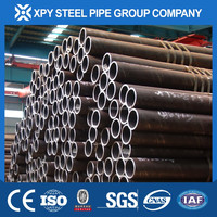 Export ASTM A106/A53 Gr.B API 5L/5CT Gr.B seamless steel pipe