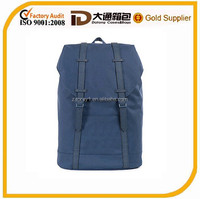 plain color factory directly sale high quality backpack