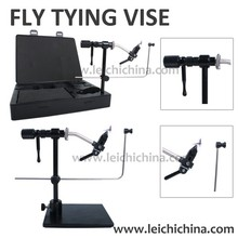 In stock Hard jaws adjustable rotary fly fishing vise fly tying