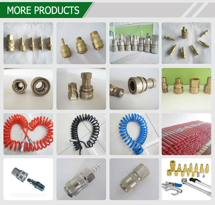 High Quality Flexible Hydraulic Hose Fitting/High Pressure Brass Fitting