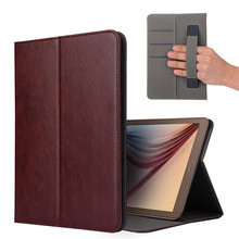 Leather Stand Folio Case Newest Tablet Leather Cover for Ipad 9.7 2017