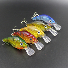 sea bass crankbait fishing lure crank bait tackle artificial hard fishing lure