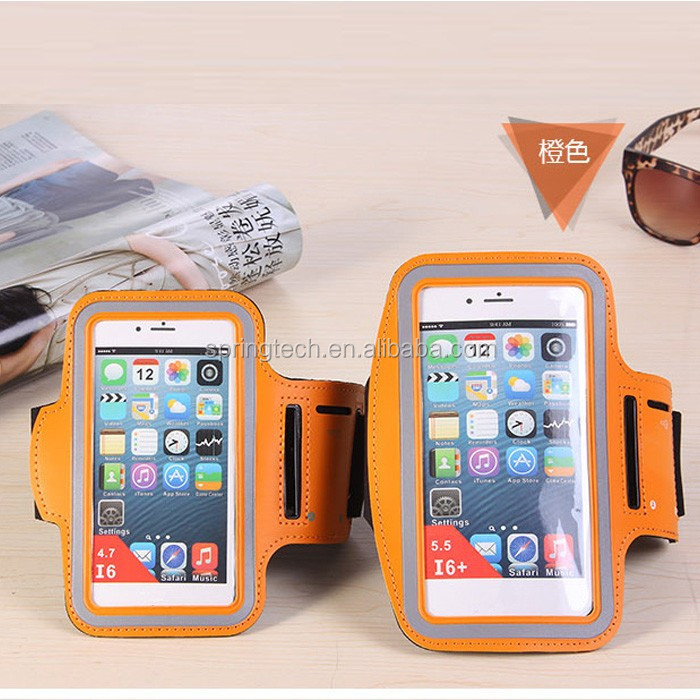 Hot selling exercise arm case for Samsung arm mobile phone case cell phone sport armband