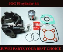Factory direct sale high quality motorcycle cylinder with piston kit