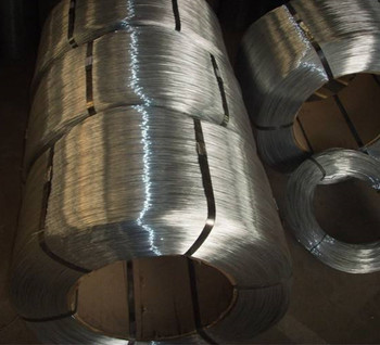 High quality factory 18 gauge galvanized wire & galvanized wire rod