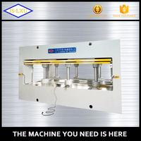 stainless steel embossing pizza press, number plate embossing machine
