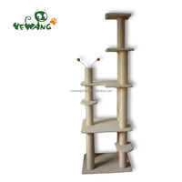 2016 Latest Fashion super quality high level cat tree