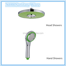 Hot selling eco spa chromed shower head innovative products M5019