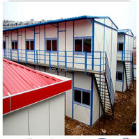 Comfortable Low Cost Prefabricated Steel Frame