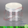 450ml clear plastic beads containers guangdong manufaturer