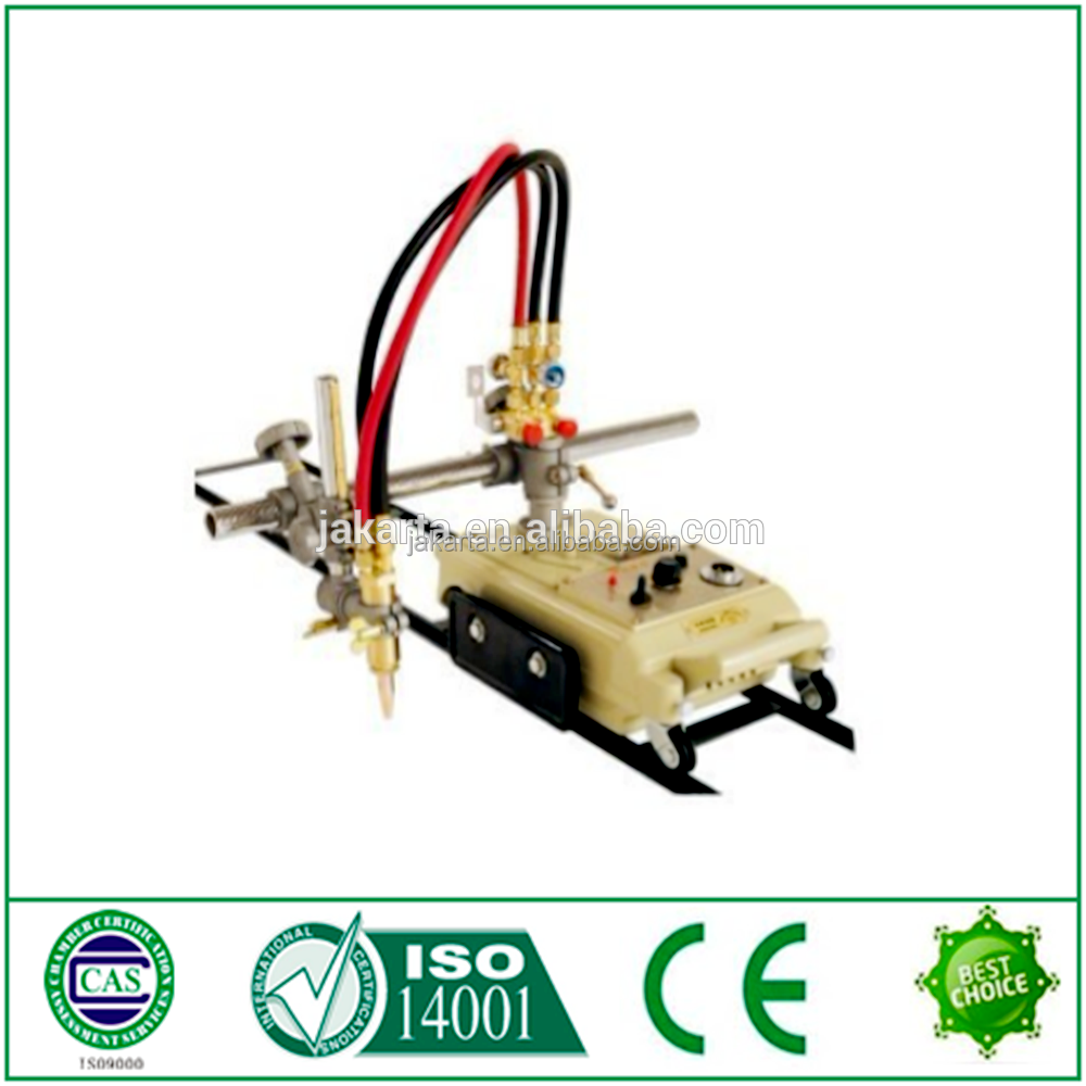 Alibaba trade assurance straight line flame cutting machine with low price
