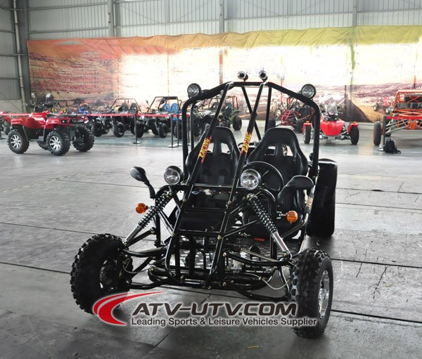 Cheap off road sand buggy 250cc go kart