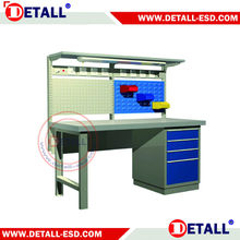 ESD industrial furniture cabinet desk of MDF material