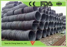 Coil Hot Rolled Steel Wire Rod