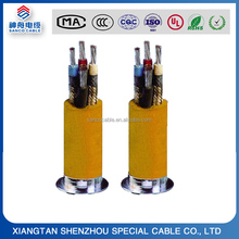 High Quality Tunnel Supporting Steel Low Voltage Power Transformer Mining Power Cable