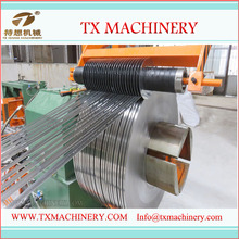 TX1800 High Speed stainless steel sheet cutting machine, slitting line,steel coil slitting line