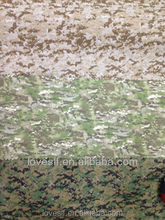 Loveslf polyester/cotton army camouflage fabric military uniform fabric