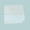 White face towel cotton fabric scrap rags for recycling