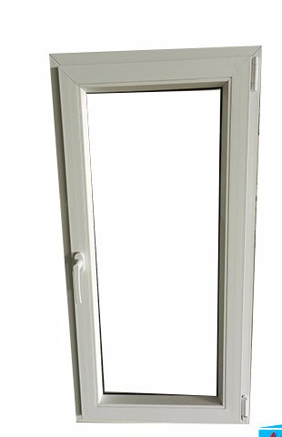 Aluminum Single Tempered Glass Windows/ Aluminum casement Window and Door