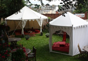 INDIAN TENTS design with different shape attractive