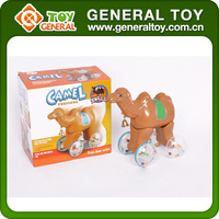 Children Small Plastic Camel Toy