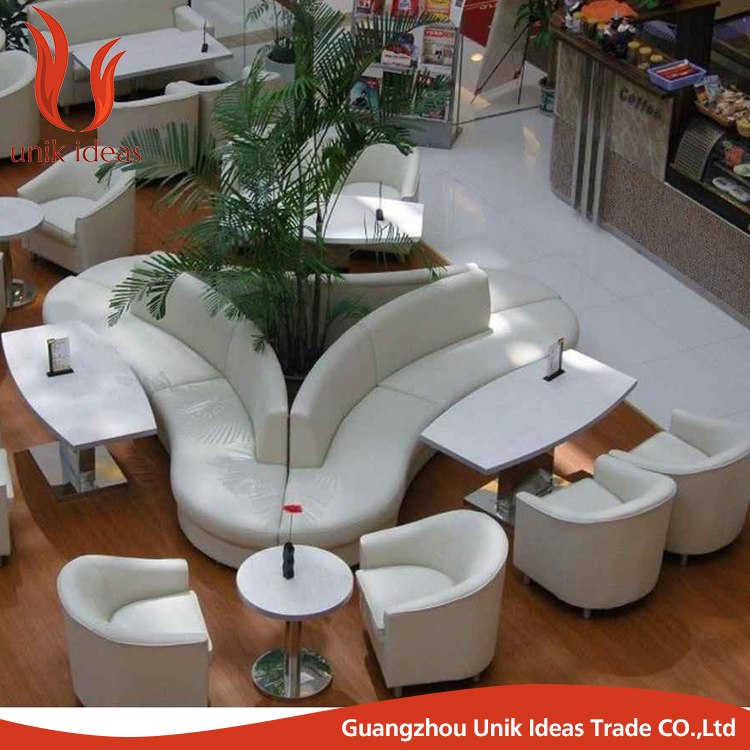 Advertising Exhibition Display China Restaurant Booth Sofa