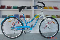 "26"" Made in china blue colour BMX beach bicycle(FP-BB16008)"