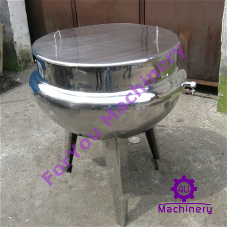 Big Industrial Cooking Pot