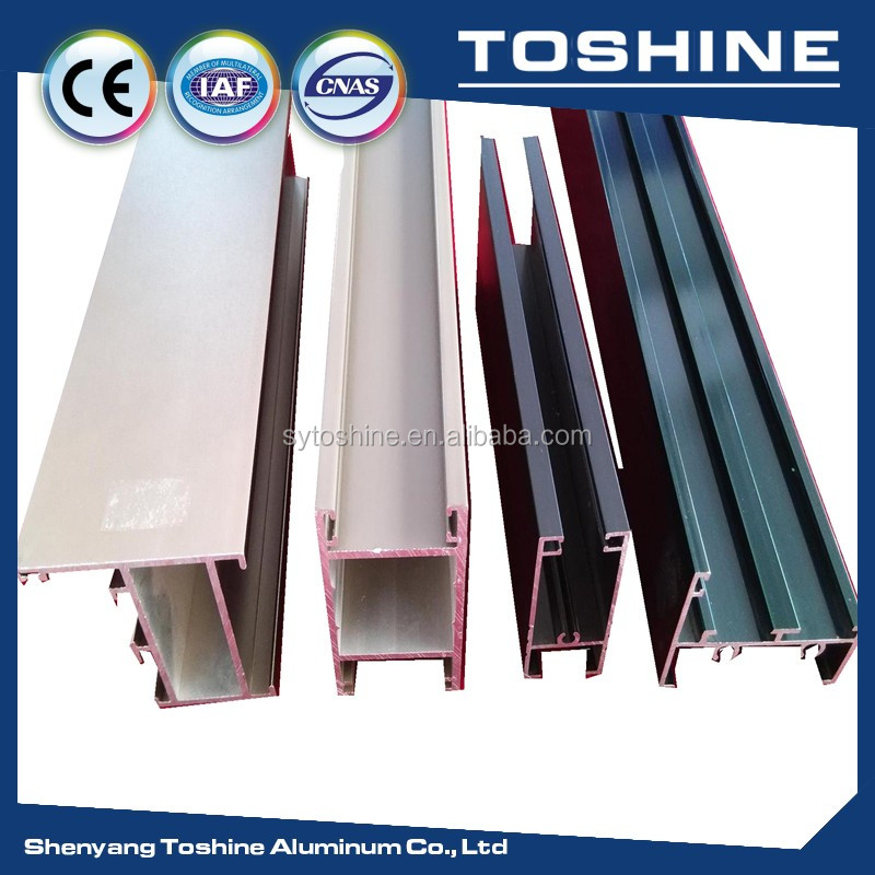 Hot! OEM bronze fiberglass extrusion, window/door/ curtain glazing aluminum extrusion