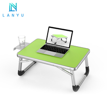 Portable Adjustable best foldable contemporary laptop stand desk table for bed couch