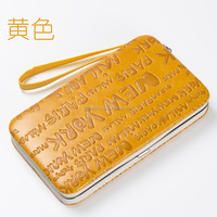 Baellery beautiful ladies leather wallet bitcoin purse business card holder