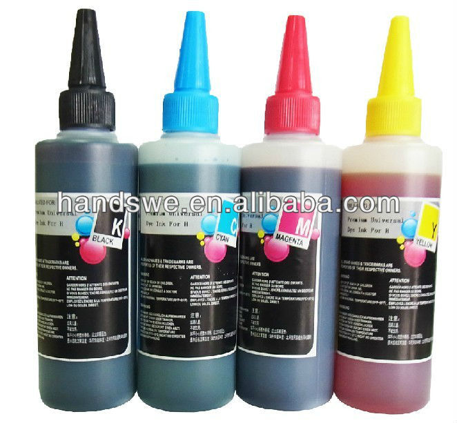 printer ink for epson canon, hp, bother, epson, lexmark, samsung etc