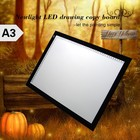 5 mm LED Acrylic Panel Tattoo Tracing Board , Touch sensor LED Light Drawing Copy Board ,