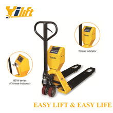 Scale Hydraulic Pallet Truck