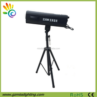 2016 Professional stage New Innovative Products 230W (7R) Follow Light for wedding disco used