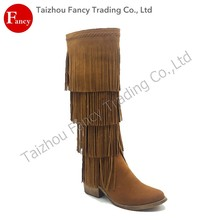Hot Sale New Fashion Best-Selling Brand Casual Knee High Boots