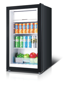 single-door mini bar desktop fridge 98L BC-68 CB/CE/LFGB/ROHS/ERP