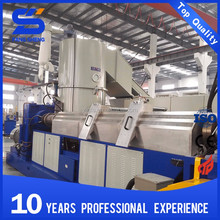 automatic FANGSHENG 500-1000kg/h plastic recycling pe pp film compactor granulator machine