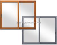 DAW170-UL Series Alum clad wood Up-Lifting Sliding Door,partition door, interior wall door