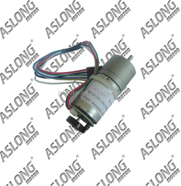 high quality dc motor optical encoder micro motor with gearbox electrical motor