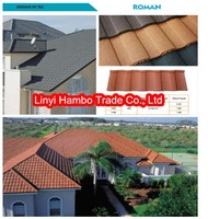 sand coated metal roofing tiles supplier