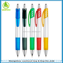Cheap custom office use promotional pens no minimum order